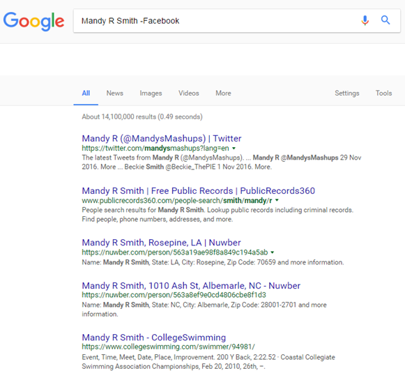 Best Google people search tips and tricks - Findwhoo